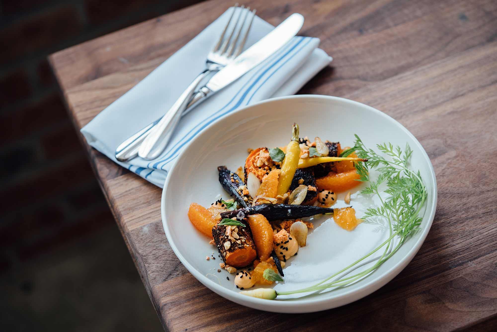 Melbourne restaurant photography